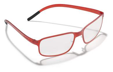 Rainbow frames in Red